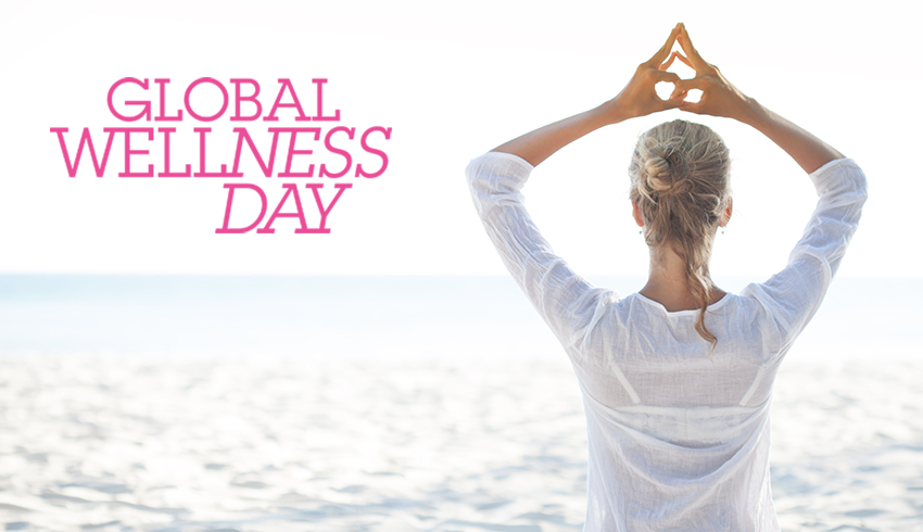 3 Global Wellness Day Activities