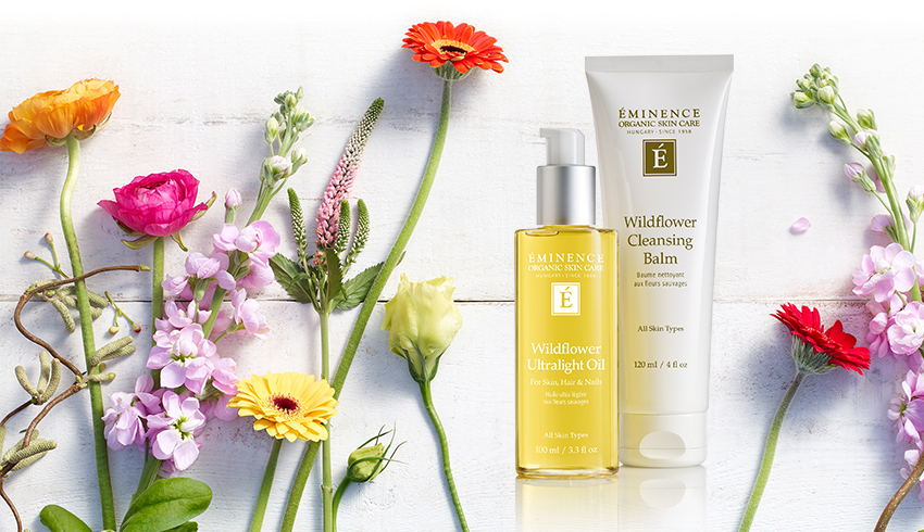 Eminence Organics Wildflower Collection