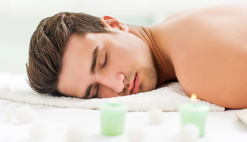The Masculine Spa Trend Taking Éminence Spas by Storm