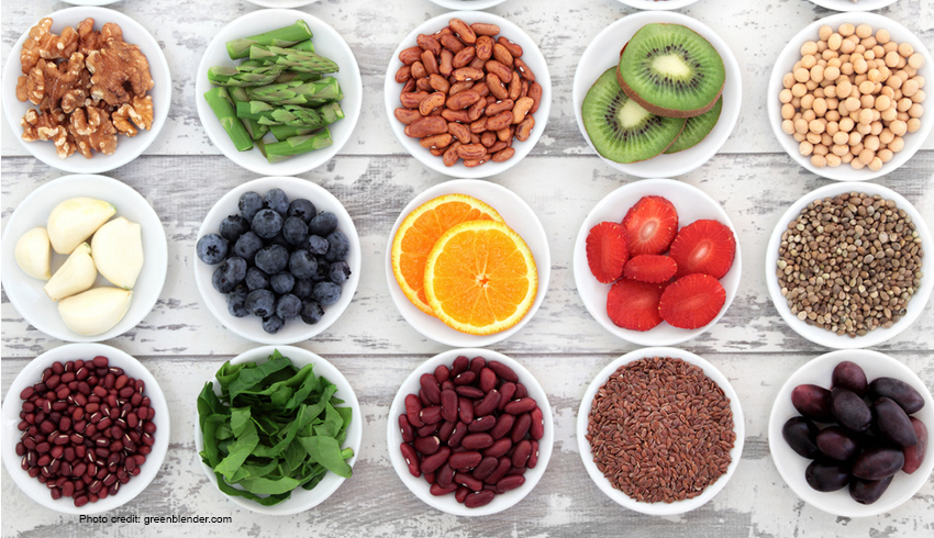 4 Top Superfoods