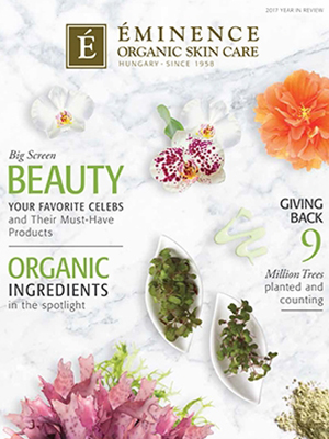 Eminence Organics Year In Review Newsletter