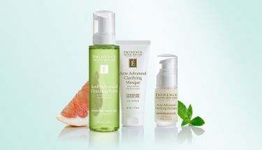 Acne Before & After: Acne Advanced Treatment System