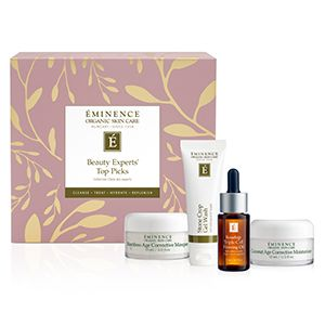Eminence Organics Beauty Experts' Top Picks holiday gift set