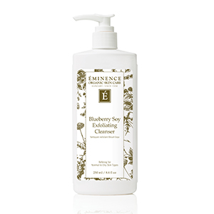 Eminence Organics Blueberry Soy Exfoliating Cleasner