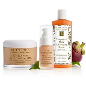 Eminence Organics Mangosteen Lactic Collection
