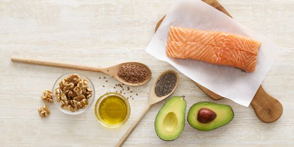 Food high in omega-3s