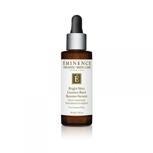 Eminence Organics Bright Skin Licorice Root Booster Serum