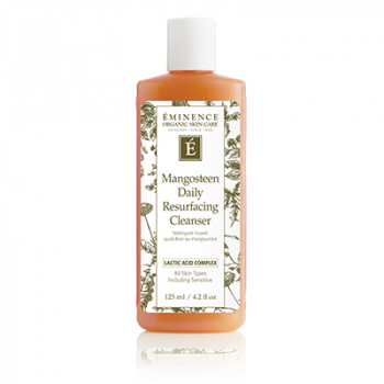 Eminence Organics Mangosteen Daily Resurfacing Cleanser