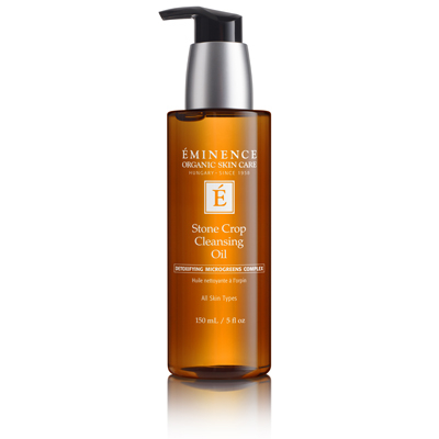 Eminence Organics Stone Crop Cleansing Oil