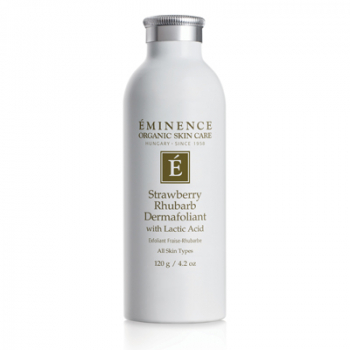 Eminence Organics Stone Crop Strawberry Rhubarb Dermafoliant