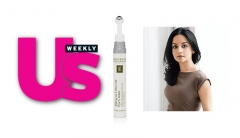 Archie Panjabi and Eminence Organics Hibiscus Ultra Lift Eye Cream
