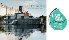Éminence Partner Spa Bota Bota Wins Top International Honor