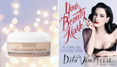 Dita Von Teese Reveals In Beauty Book Why Her Dry Skin Craves Eminence Organics