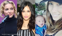 Stardom & Strollers: 3 Celebrity Moms Who Love Eminence