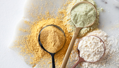 Powder exfoliants