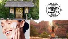 Travel and  Leisure World's Best Award Winners Mii amo and Golden Door