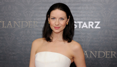 Caitriona Balfe at Outlander event