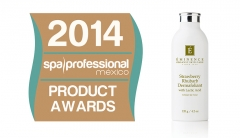 Spa Professional Mexico Award 2014