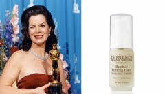 Marcia Gay Harden and Eminence Organics Bamboo Firming Fluid