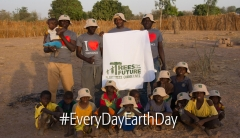 #EveryDayEarthDay: Our Forest Garden Project in Senegal